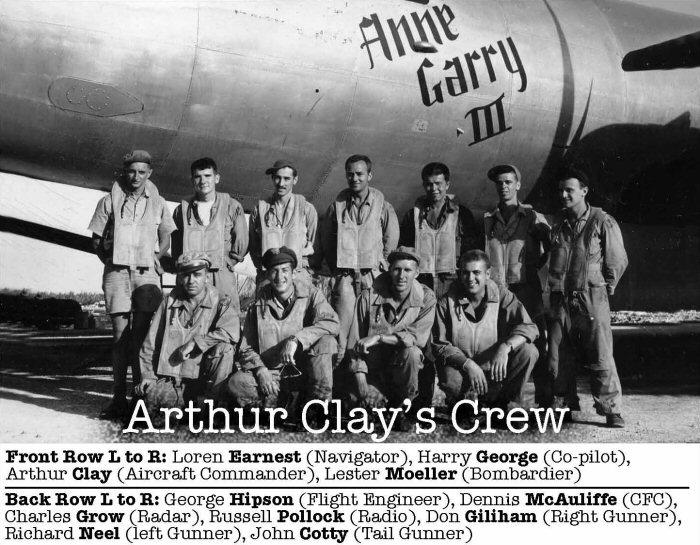 Top The 6th Bomb Group: Flight Crew 3902 AI77